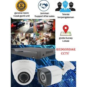 Harga jasa pasang cctv jakarta timur pasang kamera cctv 4 channel | HARGALOKA.COM