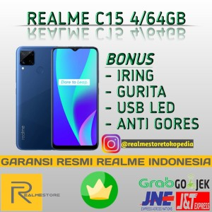 Info Realme C15 3 64gb Katalog.or.id