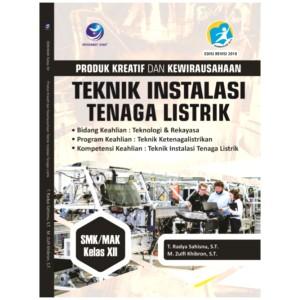 Harga produk kreatif amp kewirausahaan teknik instalasi tenaga listrik smk | HARGALOKA.COM