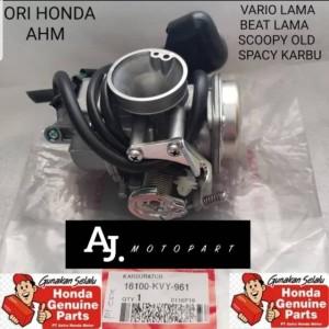 Harga karburator beat vario scoopy spacy ori honda ahm asli | HARGALOKA.COM