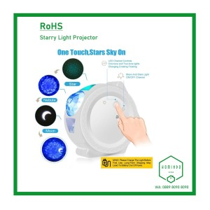 Harga rohs starry light projector dupe | HARGALOKA.COM