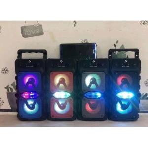 Harga speaker bluetooth portabel big bass free mic karaoke kts   HARGALOKA.COM
