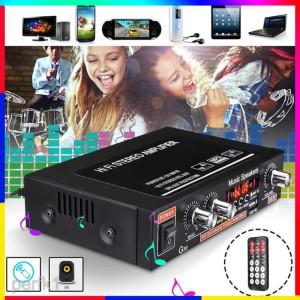 Harga terlaris amplifier bluetooth hifi subwoofer stereo | HARGALOKA.COM