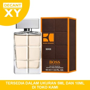 Harga decant 5ml parfum hugo boss orange | HARGALOKA.COM