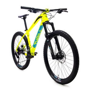 Harga sepeda mtb thrill ravage 4 0 27 5 x 17 inch   kuning   | HARGALOKA.COM