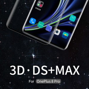 Harga oneplus one plus 8 pro tempered glass nillkin 3d ds max screen   HARGALOKA.COM