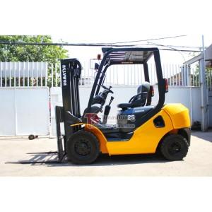 Harga sewa forklift bekas komatsu trilift 2 5 ton 4 | HARGALOKA.COM