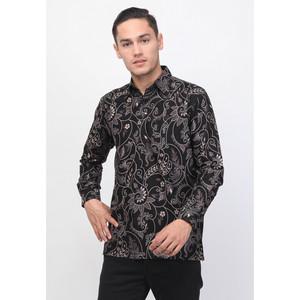 Harga adinata batik frederick kemeja panjang batik     HARGALOKA.COM
