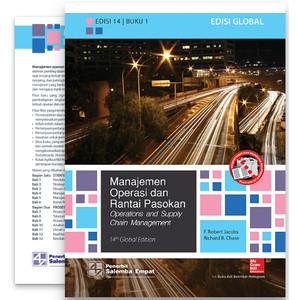 Harga manajemen operasi dan rantai pasokan 1 | HARGALOKA.COM