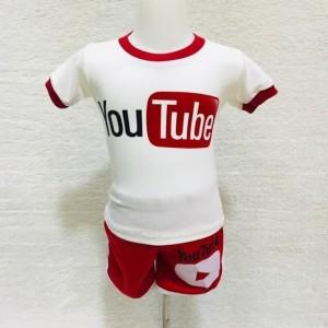 Harga 1 4 thn setelan baju laki laki amp perempuan spandex youtube   | HARGALOKA.COM