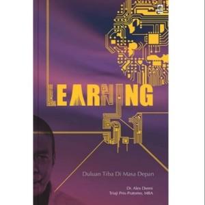 Harga buku learning 5 1 tiba duluan di masa depan alex | HARGALOKA.COM