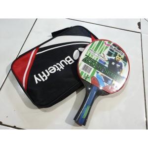 Harga bat tenis meja bat pingpong butterfly cover | HARGALOKA.COM