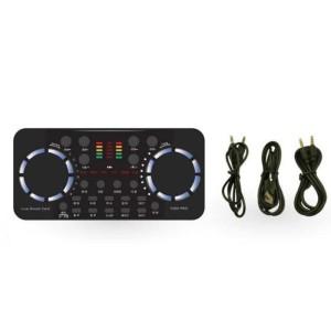 Harga soundcard mixer v300 pro bluetooth usb | HARGALOKA.COM