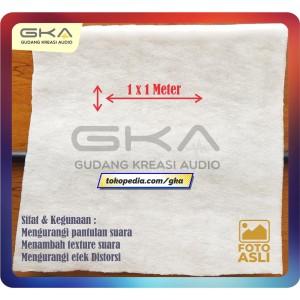 Harga busa box speaker tebal peredam suara boks speker 1m x1m | HARGALOKA.COM