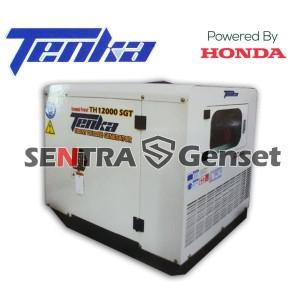 Harga genset silent honda 10000 watt tenka th 12000 sgs | HARGALOKA.COM
