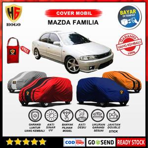 Harga body cover mobil mazda sedan familia sarung selimut tutup mantel 323   polos model a foto no | HARGALOKA.COM