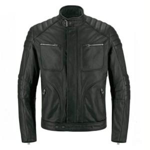 Harga jaket motor pria jaket kulit asli domba garut super   HARGALOKA.COM