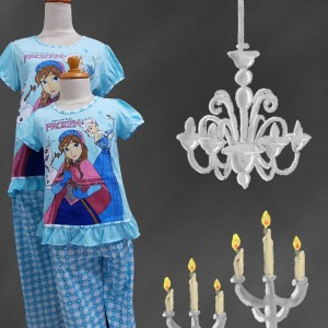Harga special price baju tidur anak anne claire frozen classic st cln pj   | HARGALOKA.COM