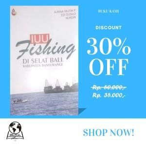 Harga original iuu fishing di selat bali kabupaten banyuwangi ajrina   HARGALOKA.COM