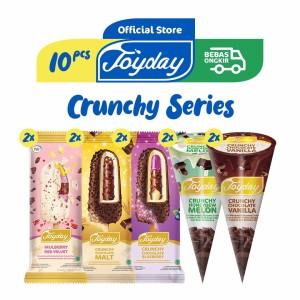 Harga joyday ice cream crunchy | HARGALOKA.COM