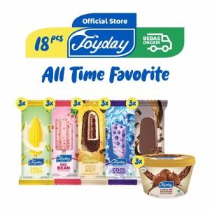 Harga joyday ice cream all time favorite | HARGALOKA.COM