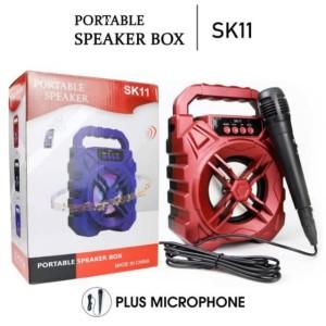 Harga speaker bluetooth karaoke plus mic     HARGALOKA.COM