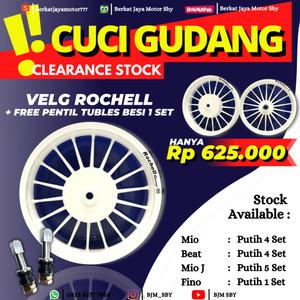Info Velg Rossi Ring 14 Katalog.or.id