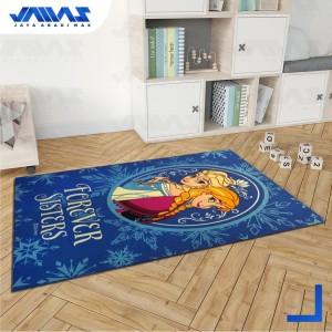 Harga karpet karakter disney frozen 02   HARGALOKA.COM