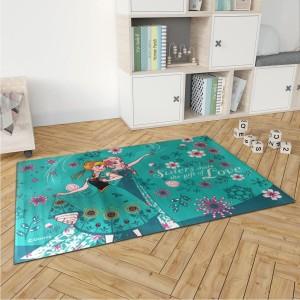 Harga karpet karakter disney frozen 01   HARGALOKA.COM