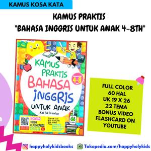 Harga kamus anak kamus praktis bahasa inggris untuk | HARGALOKA.COM