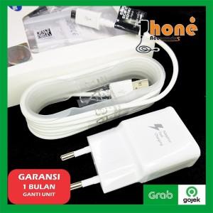 Harga charger original 100 samsung 2a fast charging s7 edge s6 edge a7 | HARGALOKA.COM