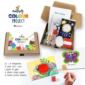 Harga mainan color project aktivitas diy anak tanpa gadget   HARGALOKA.COM