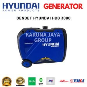 Harga genset inverter silent hdg 3880 di new sudah ada electric | HARGALOKA.COM