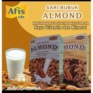 Harga afis susu almond sari bubuk almond plus madu untuk anak dan dewasa   | HARGALOKA.COM