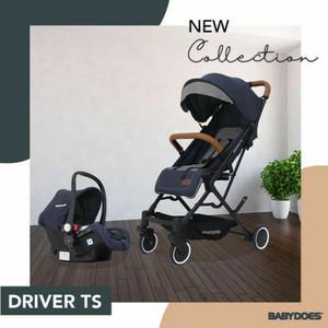 Harga stroller babydoes driver ts kereta dorong bayi plus car seat | HARGALOKA.COM