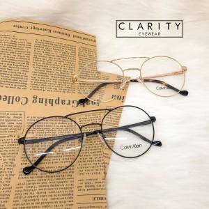 Harga frame kacamata bulat besi wanita fashion korea minus antiradiasi 7616   black normal | HARGALOKA.COM