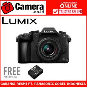 Harga panasonic lumix dmc g85 kit 14 42mm f 3 5 5 6 ois   kamera | HARGALOKA.COM