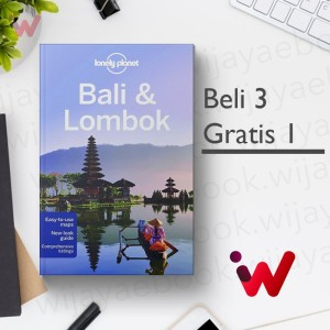 Harga lonely planet bali amp lombok travel guide | HARGALOKA.COM