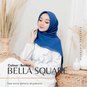 Harga hijab segi empat polos   benhur jilbab square harian | HARGALOKA.COM