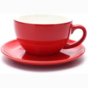 Harga cangkir latte amp saucer 6pcs art porcelain cup cangkir | HARGALOKA.COM