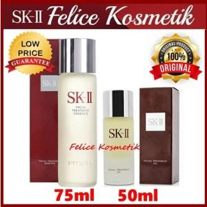 Harga sk ii skii sk ii promo fte 75 ml facial treatment oil 50 | HARGALOKA.COM