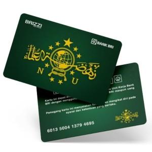 Harga custom kartu e  monay bri cetak 2 sisi gambar gambar bebas   HARGALOKA.COM