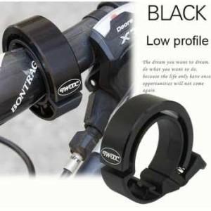 Harga taffsport bel sepeda warna hitam lipat mtb aluminium alloy   | HARGALOKA.COM