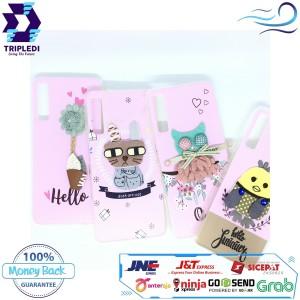 Harga casing type kartun handphone case samsung a7 2018 import murah   | HARGALOKA.COM