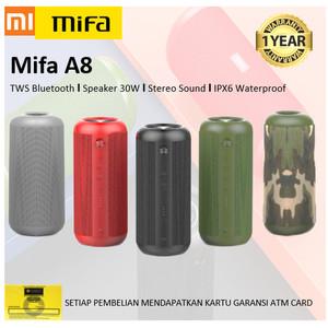 Harga xiaomi mifa a8 tws bluetooth speaker 30w stereo sound ipx6 waterproof   | HARGALOKA.COM