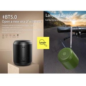 Harga speaker mini portable bluetooth aoolif type | HARGALOKA.COM