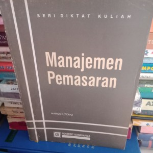 Harga buku ori   seri diktat kuliah   manajemen | HARGALOKA.COM