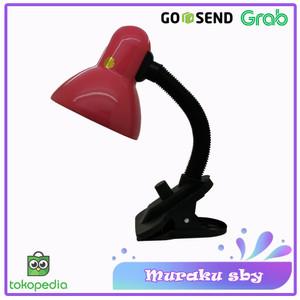 Harga tempat lampu belajar jepit lampu meja | HARGALOKA.COM
