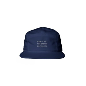 Harga aglxy x pmc don 39 t let the straits separate 5 panel hat   | HARGALOKA.COM