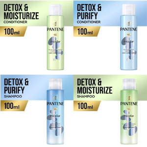 Harga ready pantene micellar shampoo amp conditioner   shampo | HARGALOKA.COM